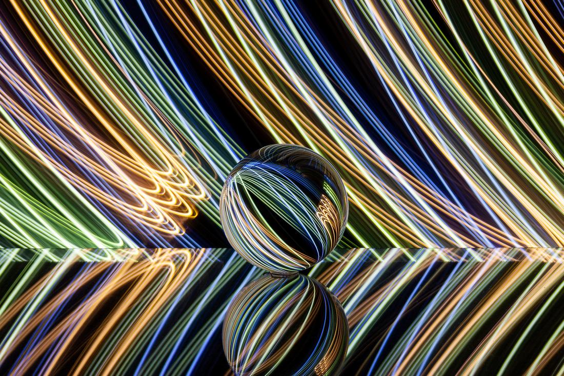 Luminous Fibers