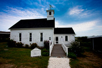 Church, Cuttyhunk Island, MA.