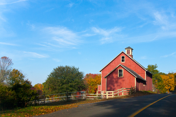 Roadside Barn, Haddam Neck, CT.