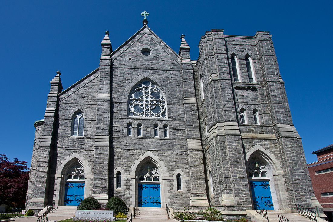 Church of the Assumption - Ansonia, CT